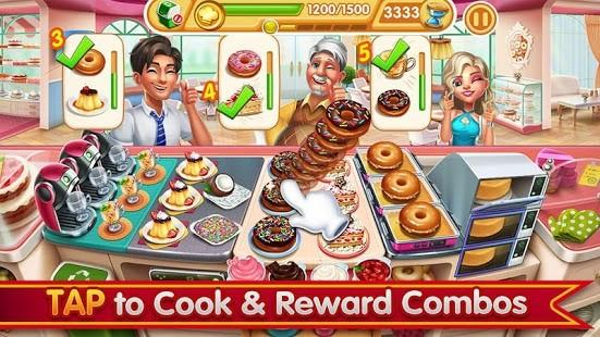 تنزيل Cooking City 1.65.5008 لـ أندرويد [مهكرة]