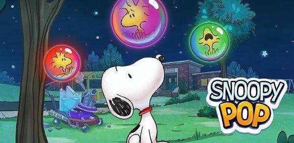 تحميل Snoopy Pop 1.47.002 لـ اندرويد [مهكرة]