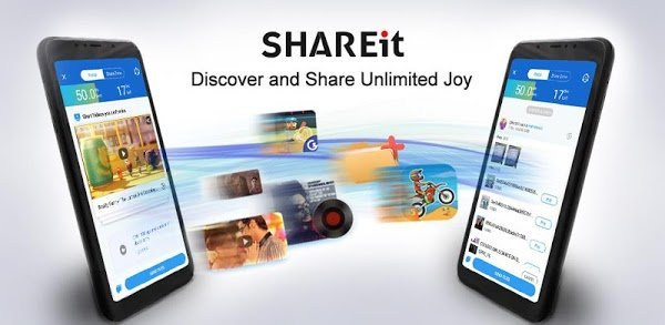 تحميل تطبيق SHAREit 5.5.28 APK نسخة [2020]