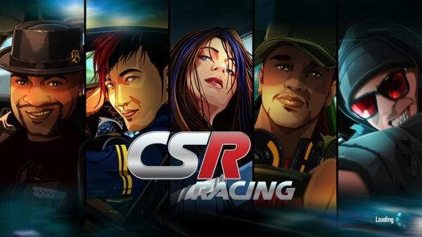 تحميل CSR Racing مهكرة لـ اندرويد