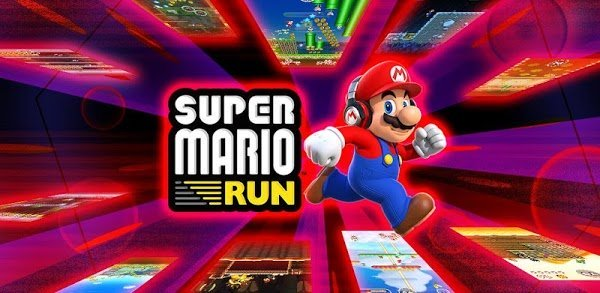 تحميل لعبة سوبر ماريو Super Mario Run للاندرويد