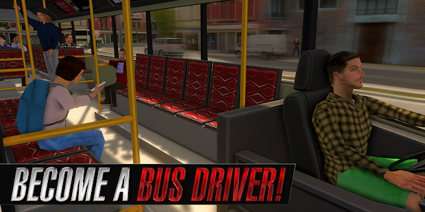 تحميل Bus Simulator 2015 آخر إصدار [مهكرة] للاندرويد