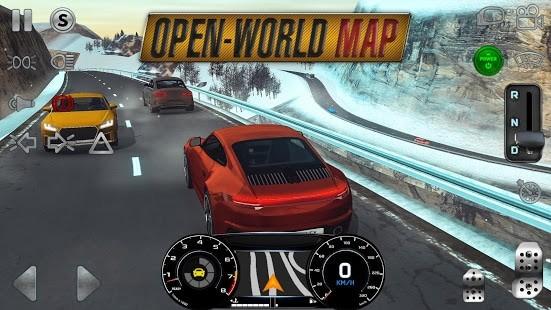 تحميل Real Driving Sim مهكرة لـ اندرويد