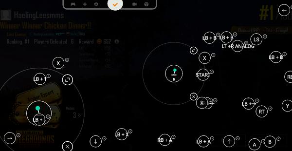 Panda Gamepad Pro لـ اندرويد + مود