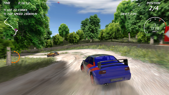 تحميل Rally Fury 1.63 آخر إصدار  [مهكرة] للاندرويد
