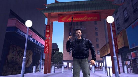 تحميل Grand Theft Auto 3 APK + OBB + Mod 1.6 للاندرويد