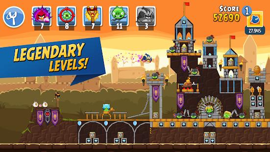 تحميل لعبة Angry Birds Friends للأندرويد + [مهكرة]