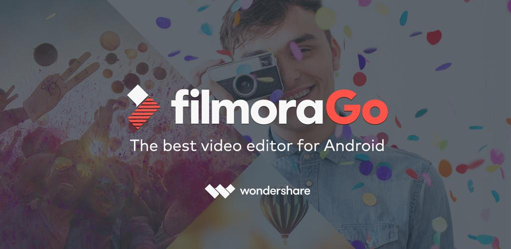 تحميل فيلمورا FilmoraGo 6.1.0 مهكر لـ اندرويد