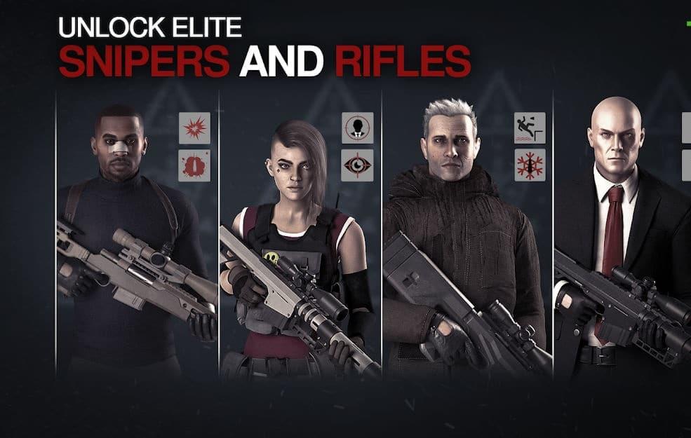 Hitman Sniper 2 [اخر اصدار] لـ اندرويد