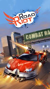 تحميل Road Riot [مهكرة] مجانا للاندرويد