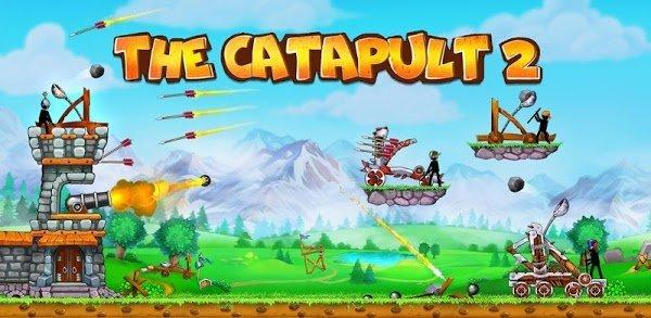 The Catapult 2 تحميل آخر إصدار [مهكرة] للاندرويد