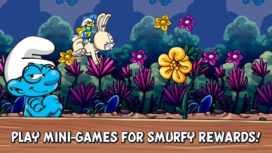 تنزيل Smurfs Village مهكرة (اموال لانهاية MOD) للاندرويد