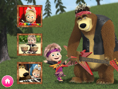 تحميل Masha and the Bear لـ اندرويد