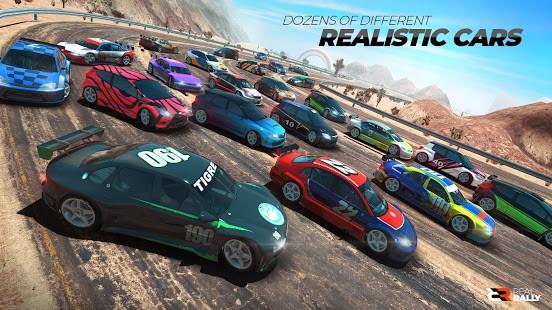 تحميل Real Rally 0.4.6 مهكرة للاندرويد