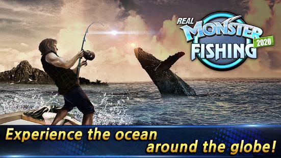 تحميل Monster Fishing 2020 0.1.150 مهكرة لـ اندرويد
