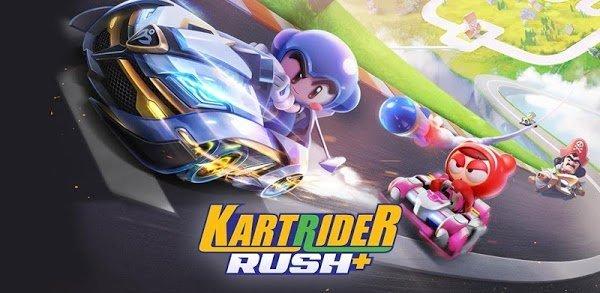 تحميل KartRider Rush + مهكرة  لـ اندرويد