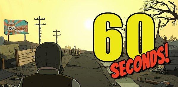 تحميل A 60 Seconds Atomic Adventure 1.3.121 مهكرة لـ اندرويد