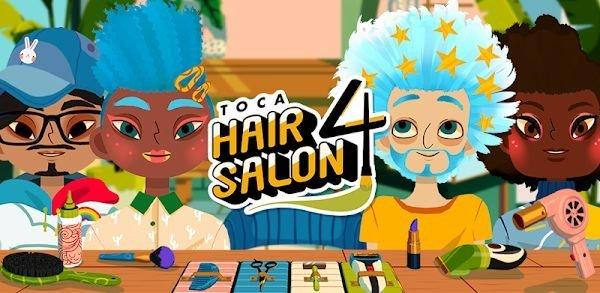 تنزيل Toca Hair Salon 4 لـ اندرويد [مهكرة]