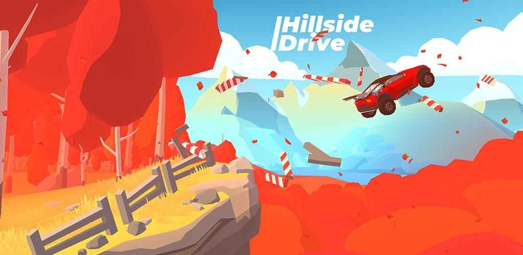 تحميل Hillside Drive Racing مهكرة لـ اندرويد
