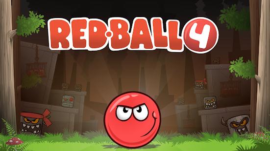 تحميل Red Ball 4 + APK لـ اندرويد