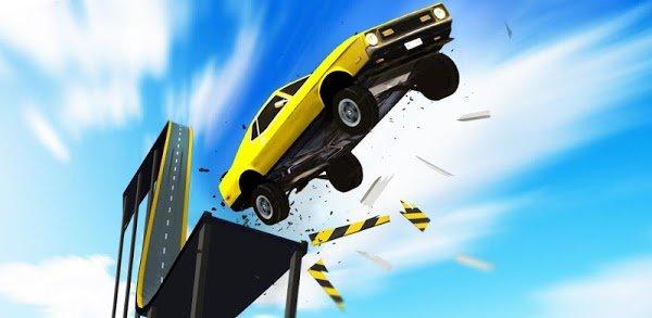 تحميل Ramp Car Jumping مهكرة لـ اندرويد