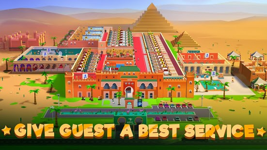 تحميل Hotel Empire Tycoon لـ اندرويد
