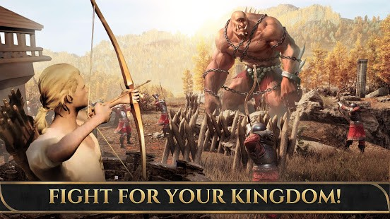 تحميل King of Avalon مهكرة لـ اندرويد