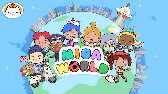 تحميل Miga Town: My World مهكرة لـ اندرويد