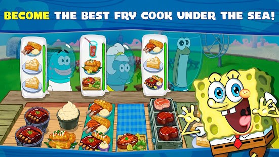تحميل SpongeBob: Krusty Cook-Off 1.0.18 لـ اندرويد