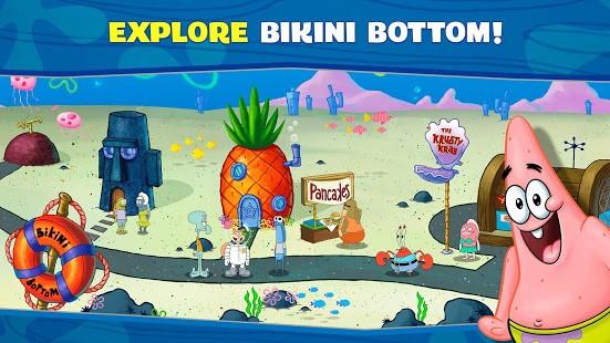 تحميل SpongeBob: Krusty Cook-Off 1.0.18 لـ اندرويد