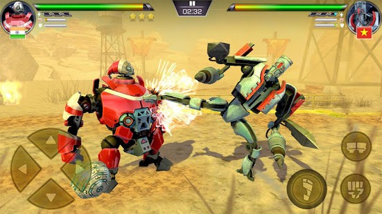 تحميل Clash Of Robots – [مهكرة] لـ اندرويد