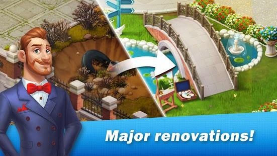 تحميل Restaurant Renovation 1.10.1  مهكرة لـ اندرويد