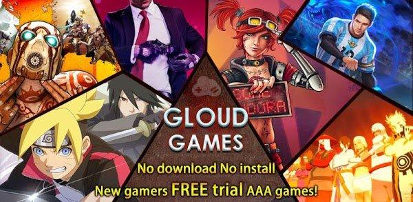 تحميل Gloud Games 2.3.9 لـ اندرويد