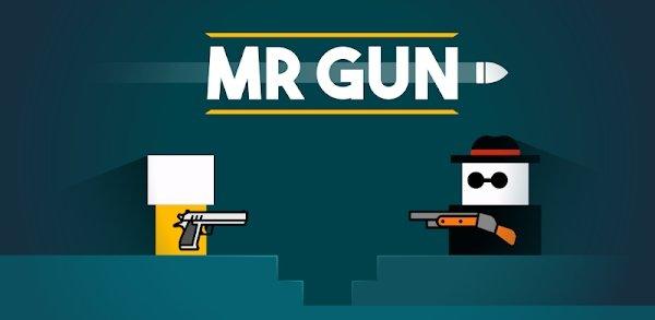 تحميل Mr Gun مهكرة لـ اندرويد