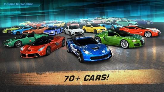 تحميل GT: Speed Club  مهكرة لـ اندرويد