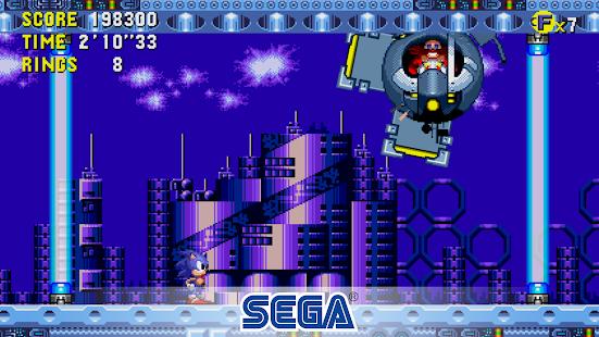 تحميل Sonic CD Classic لـ اندرويد [مهكرة]