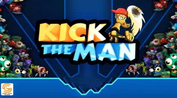 تحميل Kick the Man مهكرة لـ اندرويد