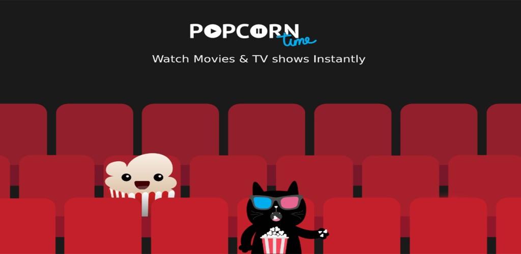 تحميل برنامج Popcorn Time لـ اندرويد