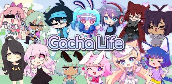 تنزيل Gacha Life مهكرة للاندرويد