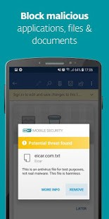 تحميل برنامج ESET Mobile Security & Antivirus 6.0.21.0 لـ اندرويد