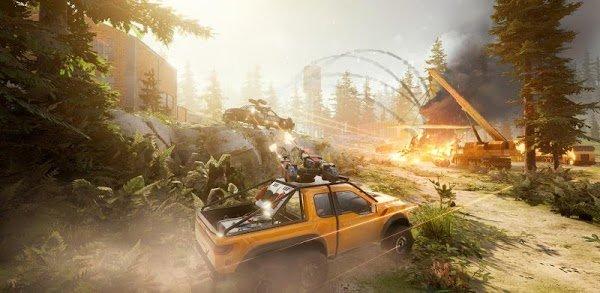 تحميل Steel Rage: Mech Cars PvP War مهكرة لـ اندرويد