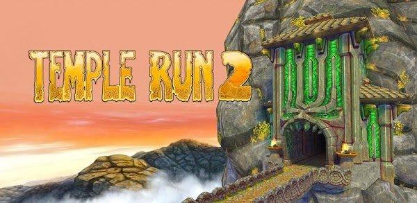 تحميل Temple Run 2 مهكرة للاندرويد