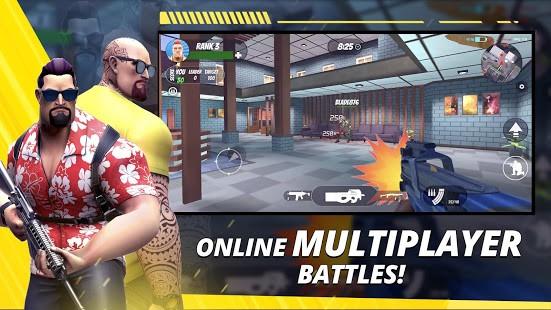تحميل Gun Game – Arms Race 1.65 مهكرة لـ اندرويد