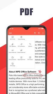 تحميل WPS Office للاندرويد الاصلي