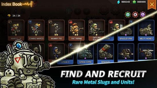 تحميل Metal Slug Infinity للأندرويد