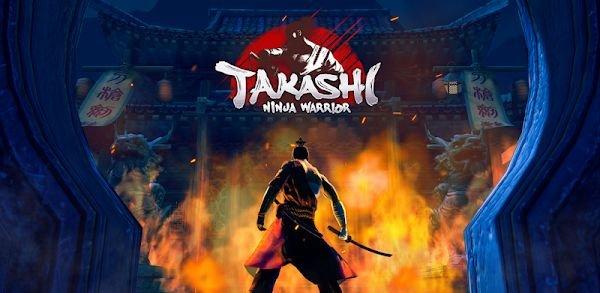 تحميل لعبة Takashi Ninja Warrior نينجا مهكرة
