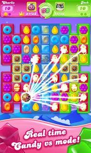 تحميل Candy Crush Jelly Saga مهكرة لـ اندرويد
