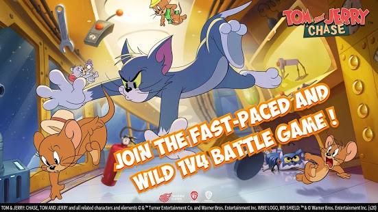 تحميل Tom and Jerry: Chase مهكرة لـ اندرويد