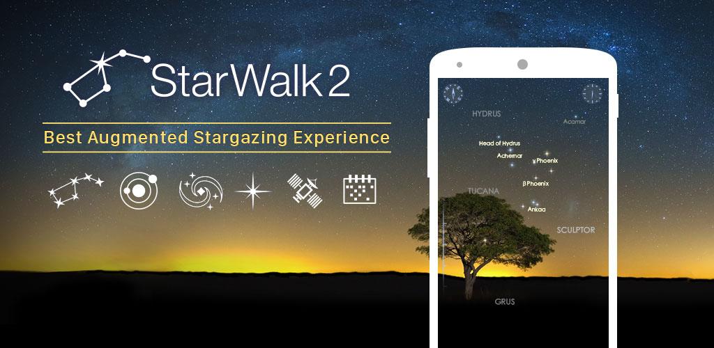 تحميل برنامج Star Walk 2 Free برابط مباشر