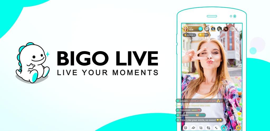 تنزيل BIGO LIVE مهكر لـ اندرويد